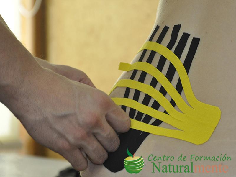 El vendaje neuromuscular un complemento ideal
