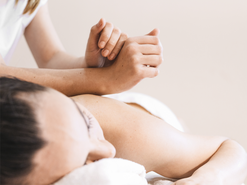 Curso de quiromasaje relajante y aromaterapia
