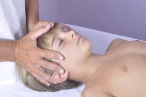 Terapia sacrocraneal